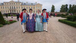 Kutnowska Grupa Tańca Dawnego La Danse na Łotwie!